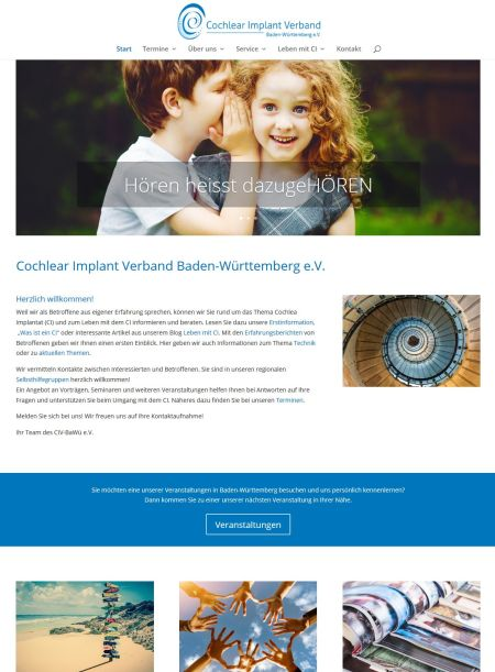 Cochlear Implant Verband BW, Stuttgart